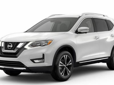 2017 Nissan Rogue lease in Rochester,NH - Swapalease.com