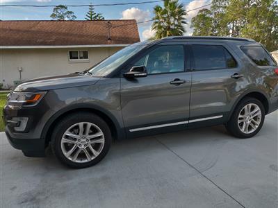2016 Ford Explorer lease in Palm Coast,FL - Swapalease.com