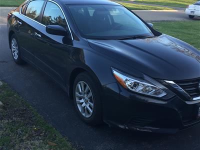 2017 Nissan Altima lease in Cincinnati,OH - Swapalease.com