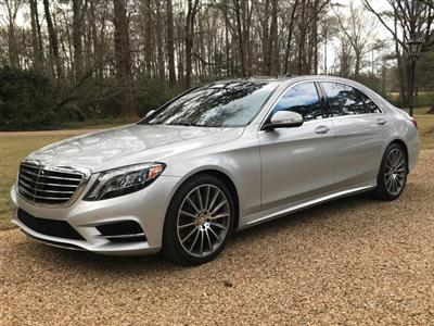 2016 Mercedes-Benz S-Class lease in Montgomery,AL - Swapalease.com