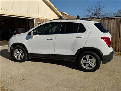 2016 Chevrolet Trax lease in Garland,TX - Swapalease.com