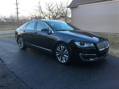 2017 Lincoln MKZ Hybrid lease in Oxford,MI - Swapalease.com