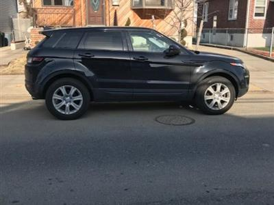 2016 Land Rover Range Rover Evoque lease in Howard Beach,NY - Swapalease.com
