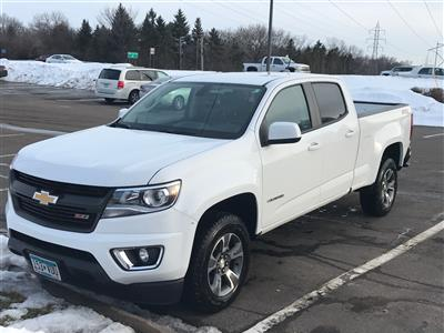 2016 Chevrolet Colorado lease in Saint Paul,MN - Swapalease.com