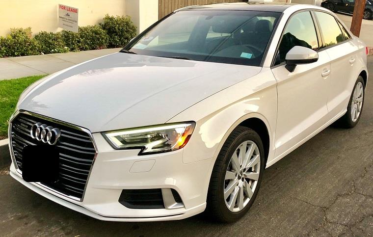 Audi A Lease In Los Angeles CA - Audi a3 lease los angeles