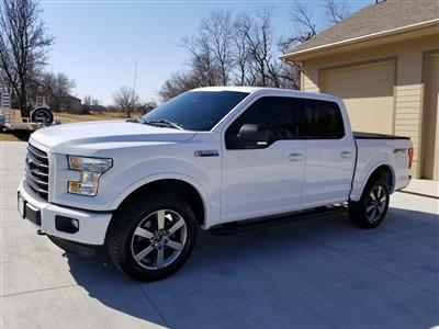 2015 Ford F-150 lease in Bellevue,NE - Swapalease.com