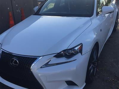 2015 Lexus IS 250 F Sport Lease In Coral Gables,FL   Swapalease.com