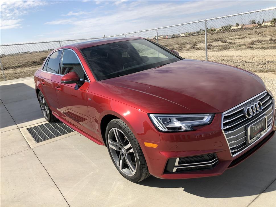 Audi A Lease In Bakersfield CA - Audi bakersfield