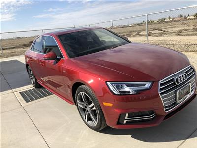 2018 Audi A4 lease in Bakersfield,CA - Swapalease.com