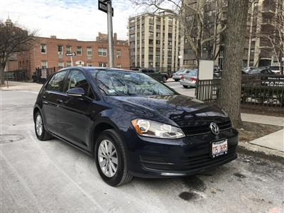 2016 Volkswagen Golf lease in Arlington Heights,IL - Swapalease.com