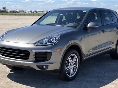 2016 Porsche Cayenne lease in DELRAY BEACH,FL - Swapalease.com