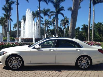 2017 Mercedes-Benz S-Class lease in naples,FL - Swapalease.com