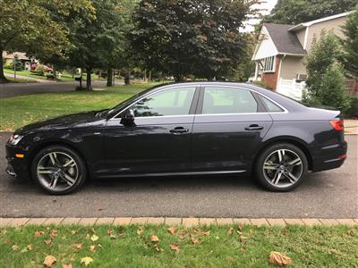 2017 Audi A4 lease in Melville,NY - Swapalease.com