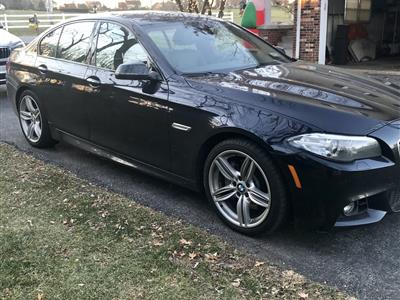 2016 BMW 5 Series lease in York,PA - Swapalease.com