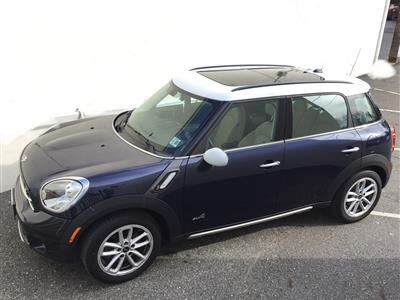Mini Cooper Lease >> Mini Cooper Countryman Lease Deals In New Jersey Swapalease Com