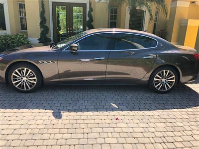 2017 Maserati Quattroporte lease in Naples,FL - Swapalease.com