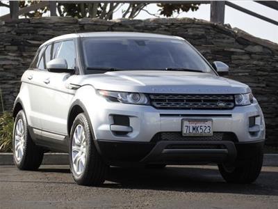 2015 Land Rover Range Rover Evoque lease in Ventura,CA - Swapalease.com