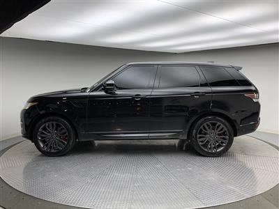2017 Land Rover Range Rover Sport lease in Westwood,MA - Swapalease.com