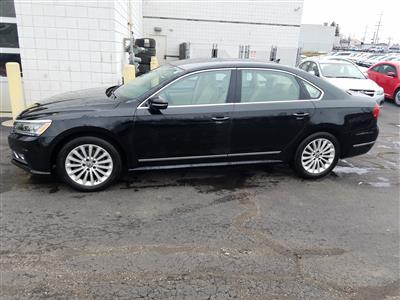 2016 Volkswagen Passat lease in Warrensville Heights,OH - Swapalease.com