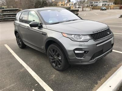 2017 Land Rover Discovery Sport lease in Darien,CT - Swapalease.com