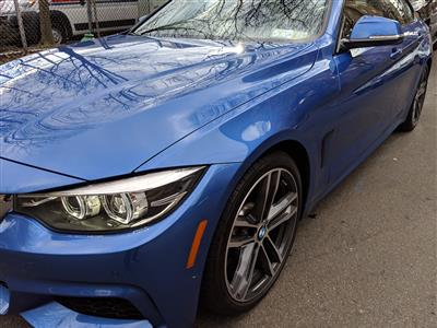 2018 BMW 4 Series lease in White Plains,NY - Swapalease.com