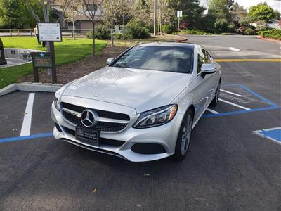 2017 Mercedes-Benz C-Class lease in Hayward,CA - Swapalease.com