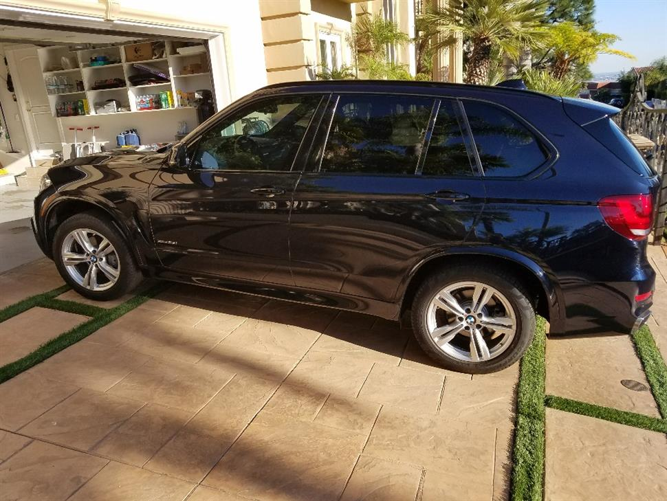 2016 BMW X5 Lease In Los Angeles CA