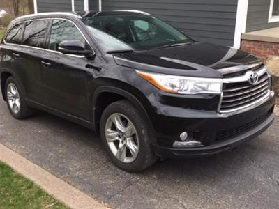 2016 Toyota Highlander lease in Pittsburgh,PA - Swapalease.com