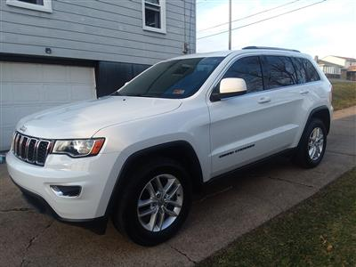 2017 Jeep Grand Cherokee lease in Weirton,WV - Swapalease.com