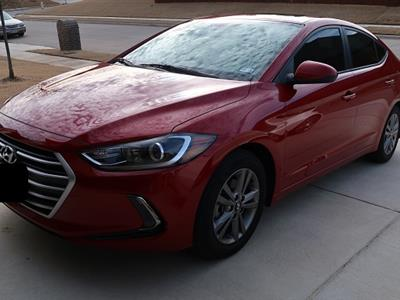 2017 Hyundai Elantra lease in Edgecliff Village ,TX - Swapalease.com