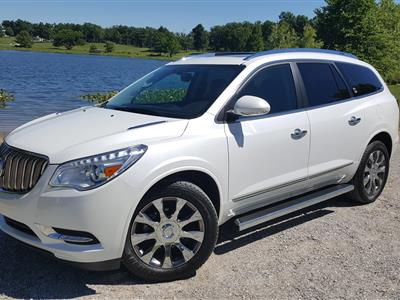 2016 Buick Enclave lease in Crown Point,IN - Swapalease.com