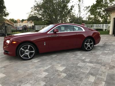2017 Rolls-Royce Wraith lease in Southwest Ranches,FL - Swapalease.com