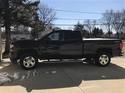 2017 Chevrolet Silverado 1500 lease in Oak Creek,WI - Swapalease.com