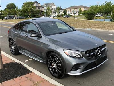 2017 Mercedes-Benz GLC-Class Coupe lease in Asbury Park,NJ - Swapalease.com