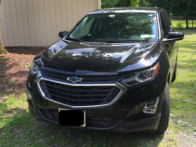 2018 Chevrolet Equinox lease in Valley Cottage,NY - Swapalease.com