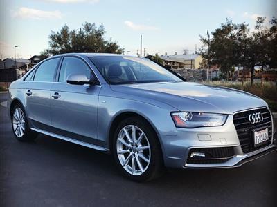 2016 Audi A4 lease in Culver City,CA - Swapalease.com