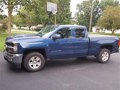 2016 Chevrolet Silverado 1500 lease in Lima,OH - Swapalease.com