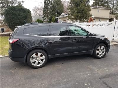 2017 Chevrolet Traverse lease in St .James,NY - Swapalease.com