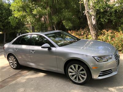 2017 Audi A4 lease in Sherman Oaks,CA - Swapalease.com