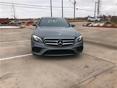 2017 Mercedes-Benz E-Class lease in Oklahoma City,OK - Swapalease.com