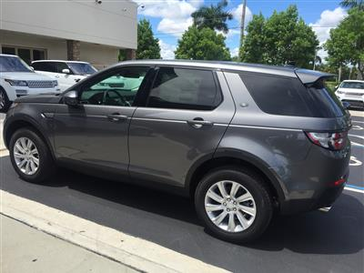 2016 Land Rover Discovery Sport lease in Fort Lauderdale,FL - Swapalease.com