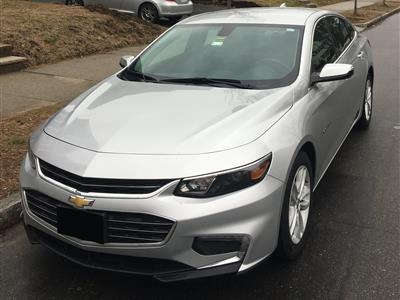 2016 Chevrolet Malibu lease in Worcester,MA - Swapalease.com