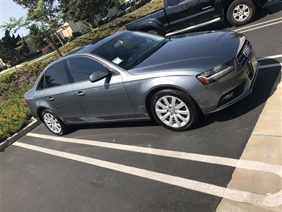 2014 Audi A4 lease in Torrance,CA - Swapalease.com