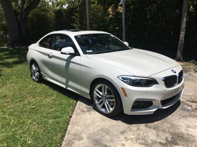 2017 BMW 2 Series lease in Coral Gables,FL - Swapalease.com
