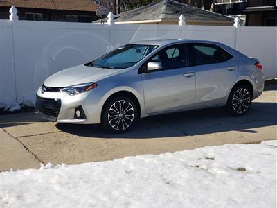 2016 Toyota Corolla lease in Detroit,MI - Swapalease.com