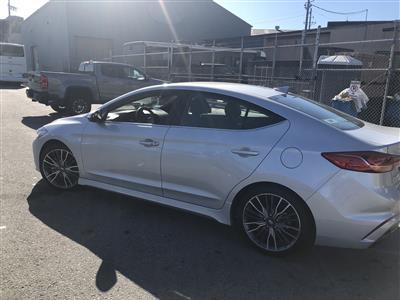 2017 Hyundai Elantra Lease In San Francisco,CA   Swapalease.com