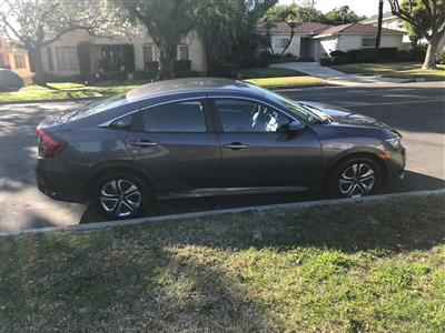2017 Honda Civic lease in Los Angeles,CA - Swapalease.com