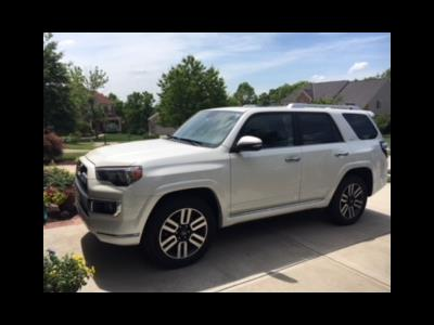 2016 Toyota 4Runner lease in Cresent Springs,KY - Swapalease.com
