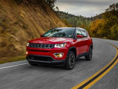 2018 Jeep Compass lease in Riverdale,UT - Swapalease.com
