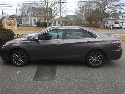 2017 Toyota Camry lease in West Dennis ,MA - Swapalease.com